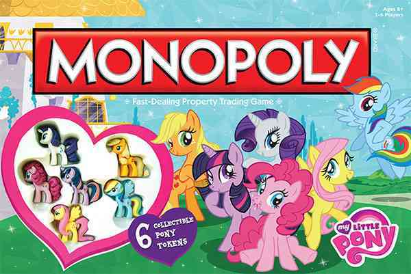 USAopoly Monopoly : My Little Pony By Usaopoly (COR) at Sears.com