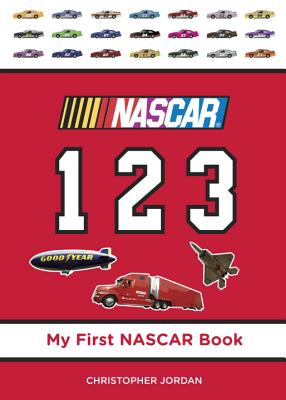 NASCAR 123 By Jordan, Christopher